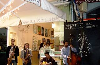 Jazz nights @ Arte Glideria