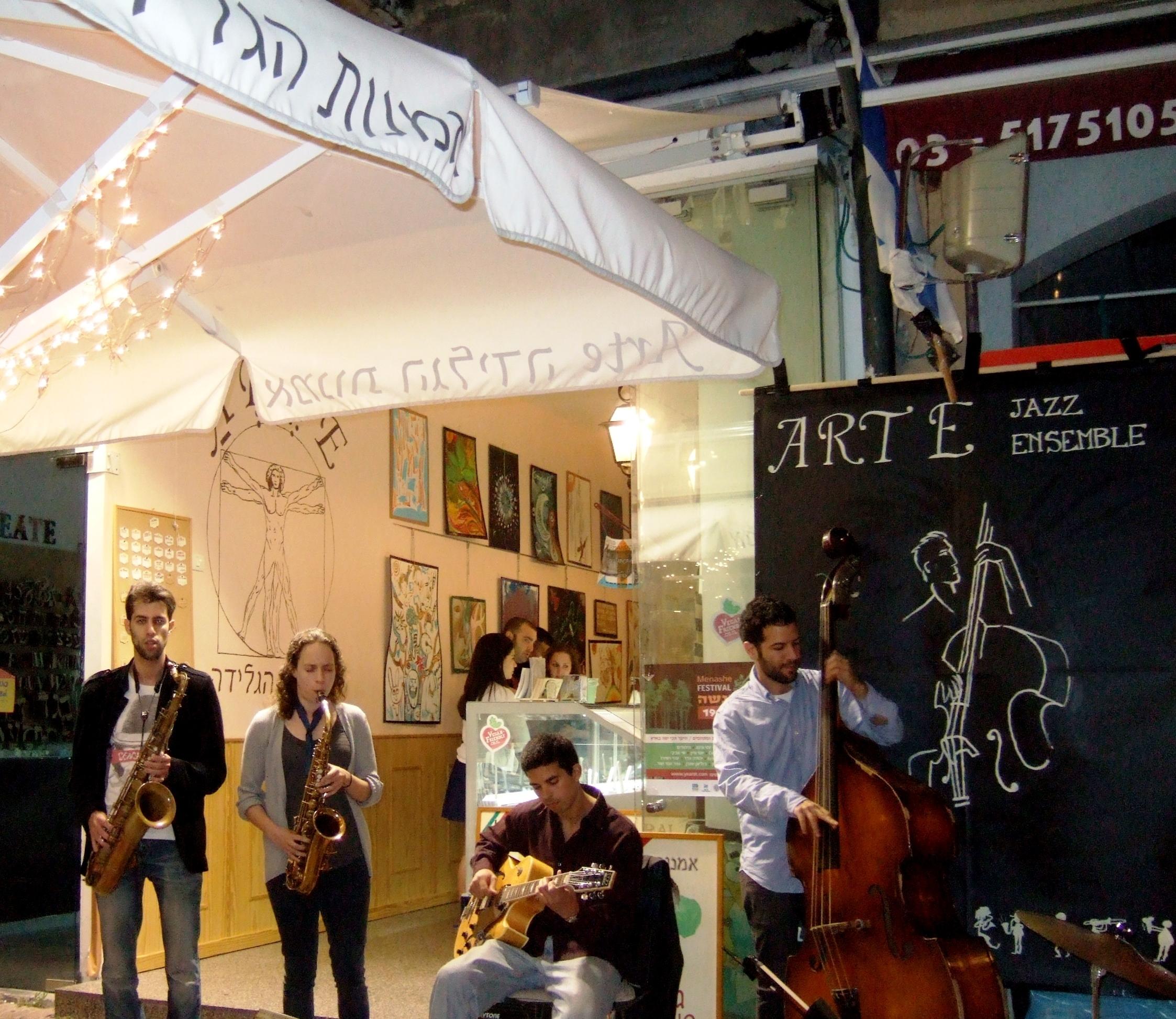 Jazz nights @ Arte Glideria