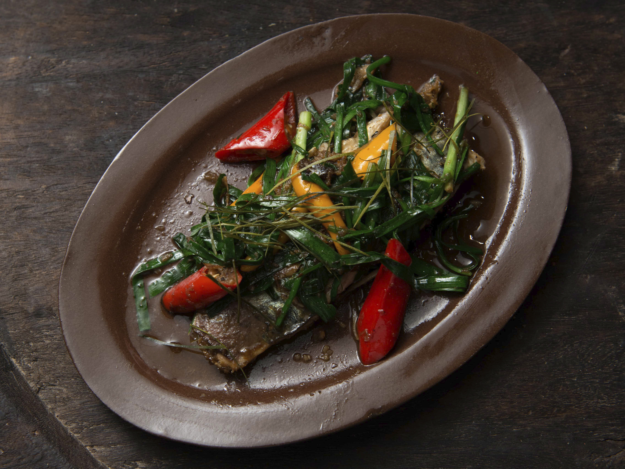 best dishes in London, Kiln, dry mackerel curry