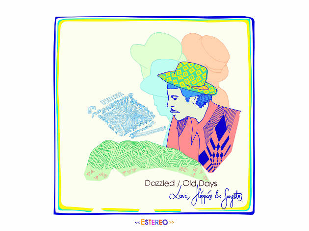 'Dazzled / Old Days' EP'sinin kapağı