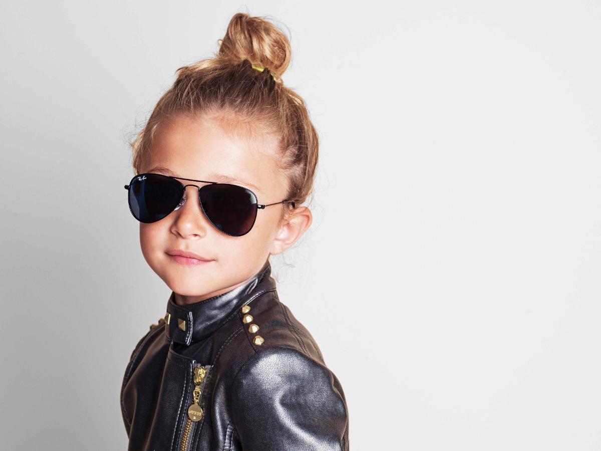 Con estilo desde pequeños