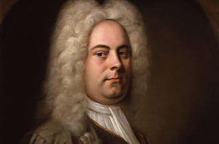 George Frideric Handel by Balthasar Denner