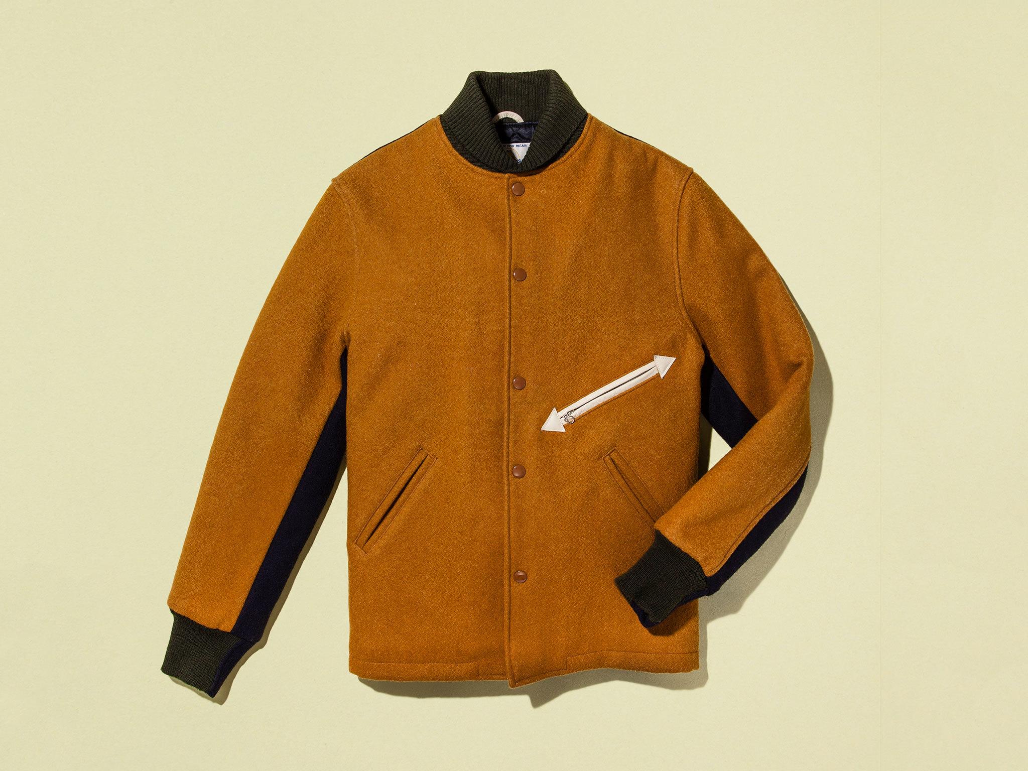 Stadium Jacket by Golden Bear X Garbstore