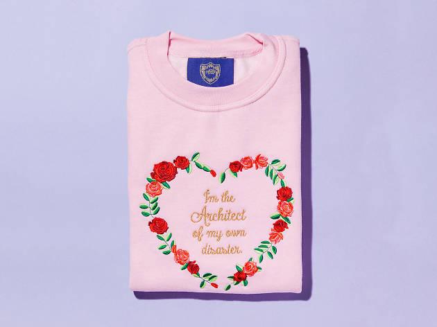 Belle sweatshirt by Hannah Beth Fincham