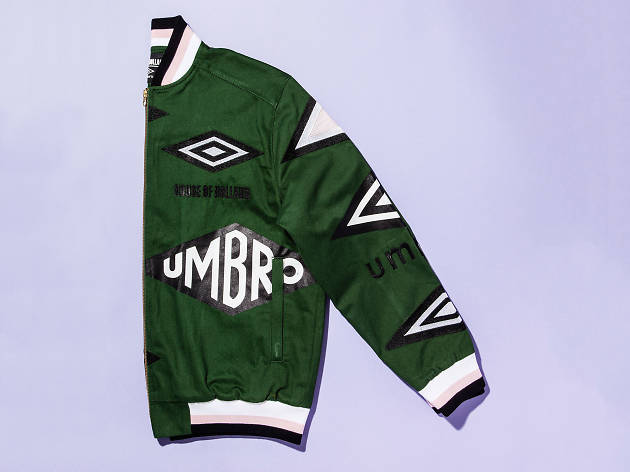 Bomber jacket by Umbro X House of Holland