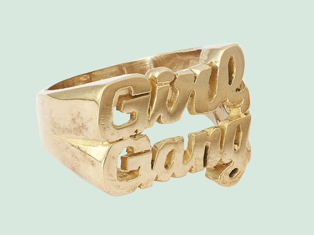 Christmas gift guide: personalised - Snash custom rings