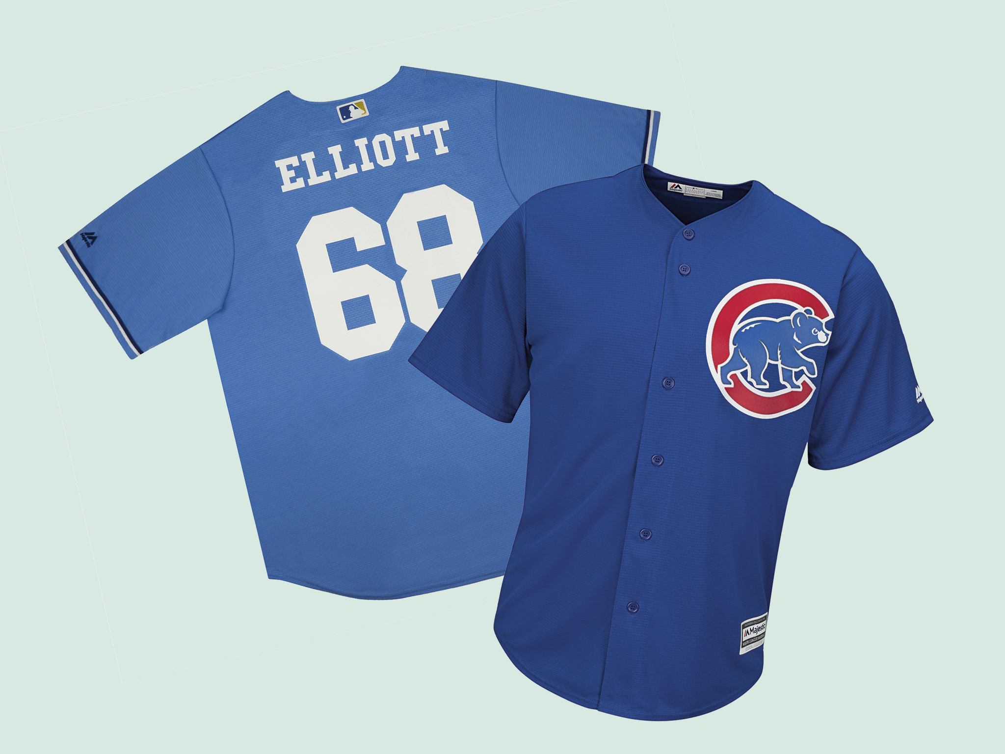 Christmas gift guide: personalised - Major League Baseball jersey