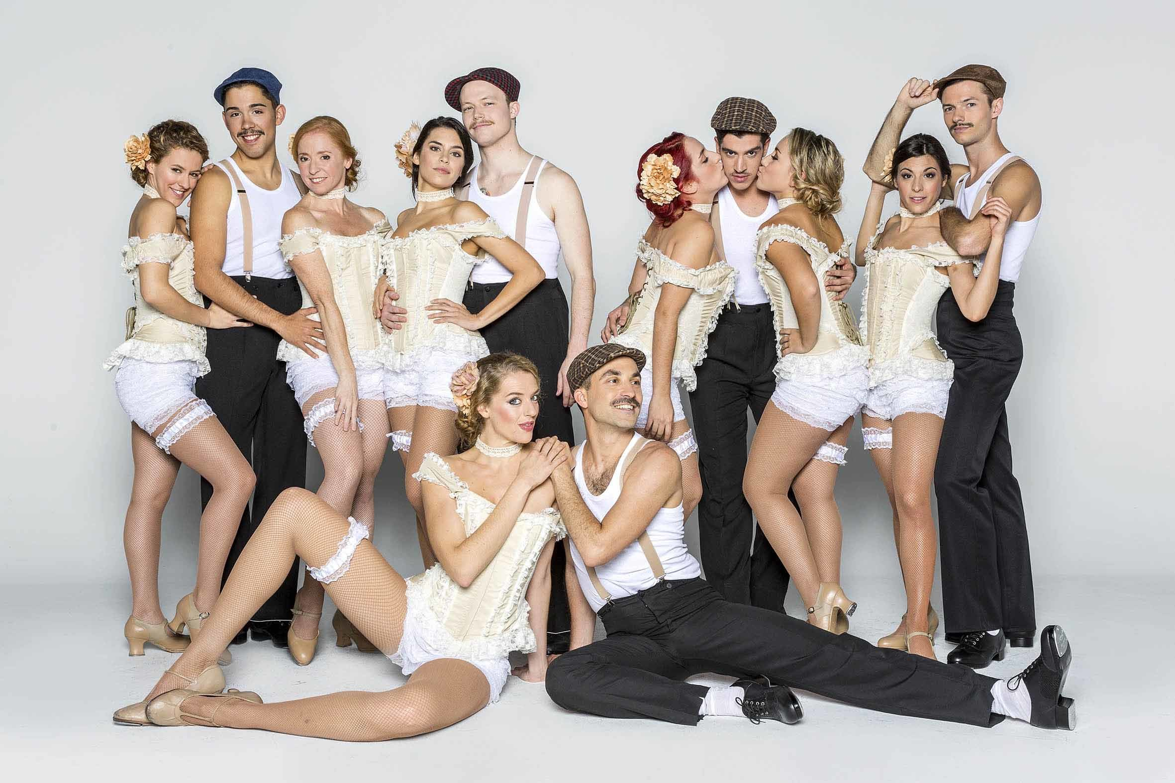 Moustache, The Rhythm Musical Comedy
