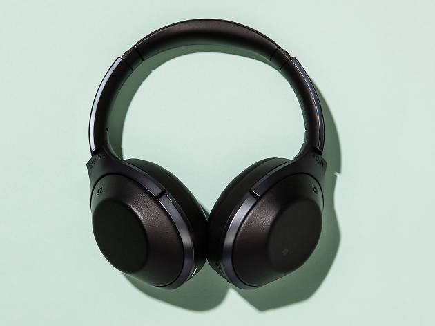 Sony MDR-1000X noise-cancelling headphones