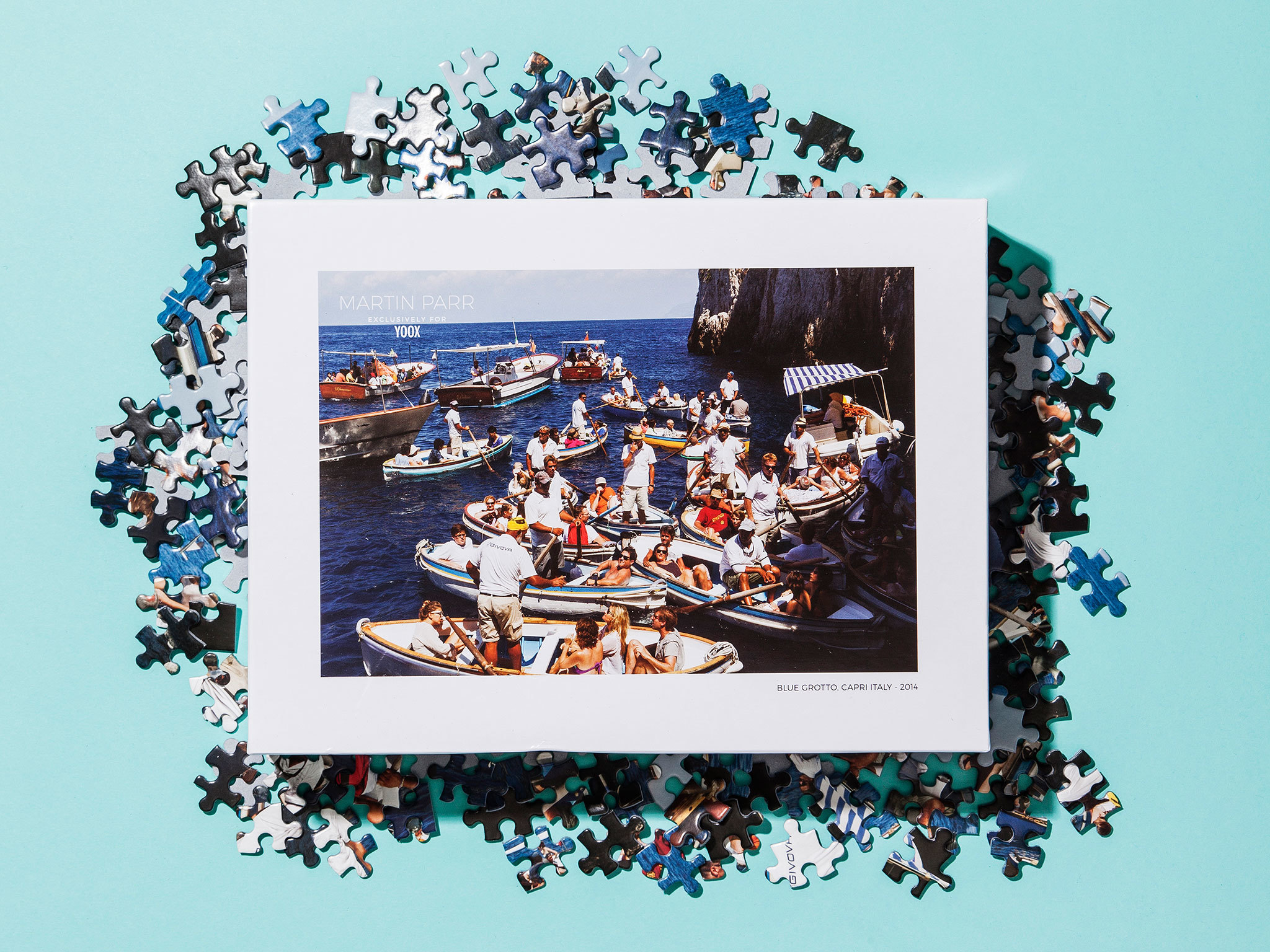 Christmas gift guide: home - Jigsaw puzzle by Martin Parr
