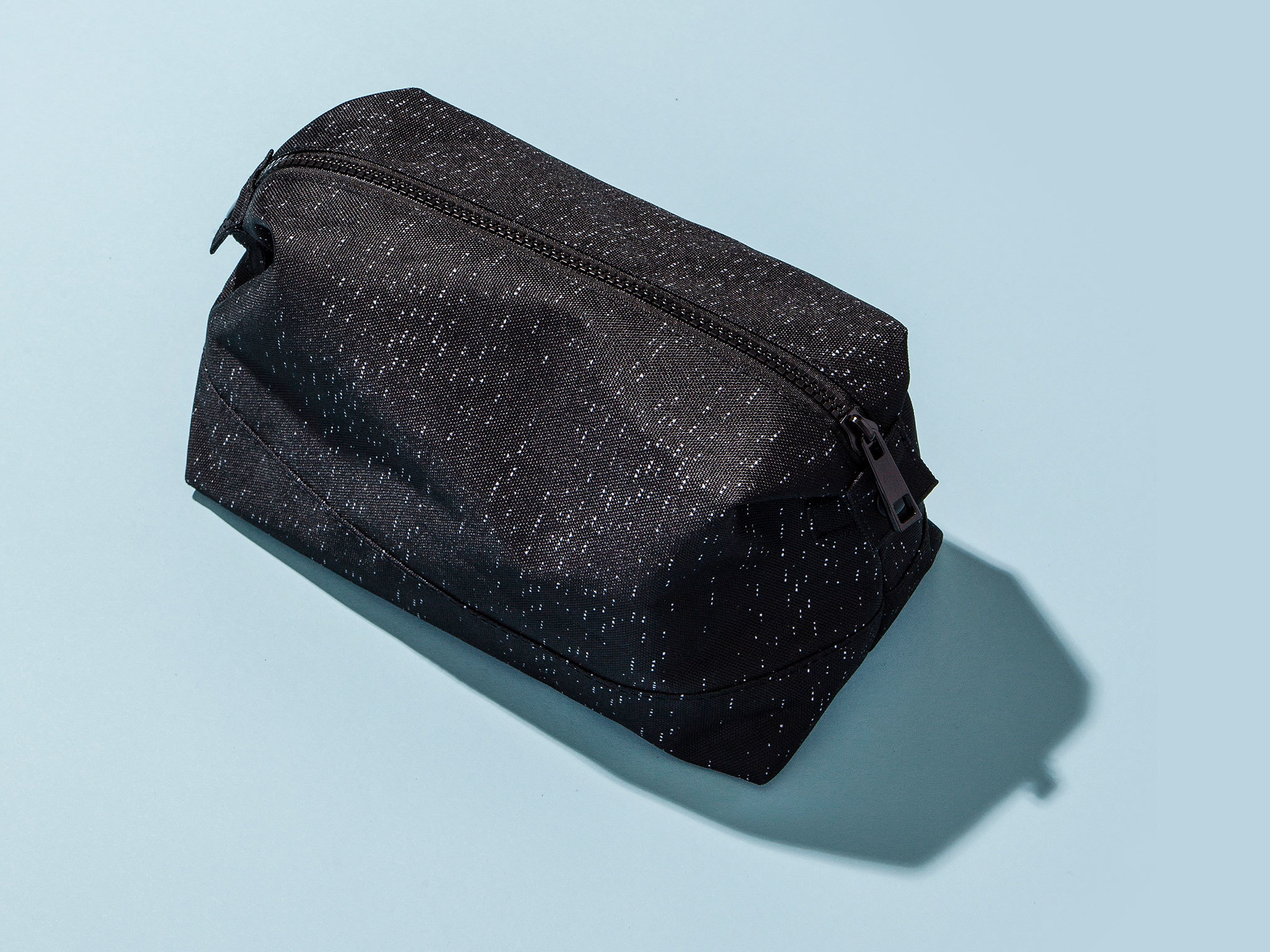 Speckled washbag by Topman