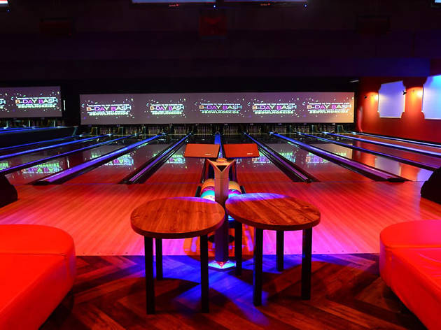 Where to go bowling in NYC including bars and traditional alleys