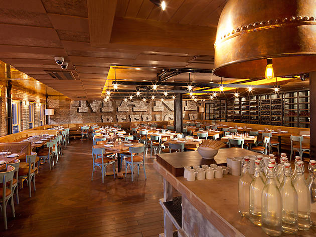 Best Meatpacking District Restaurants Including Santina And