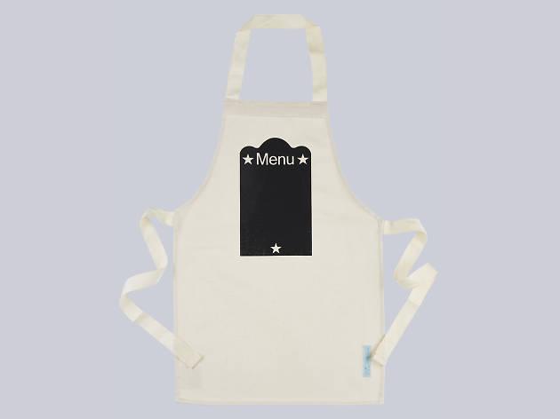 Chalk print apron by Little Chook