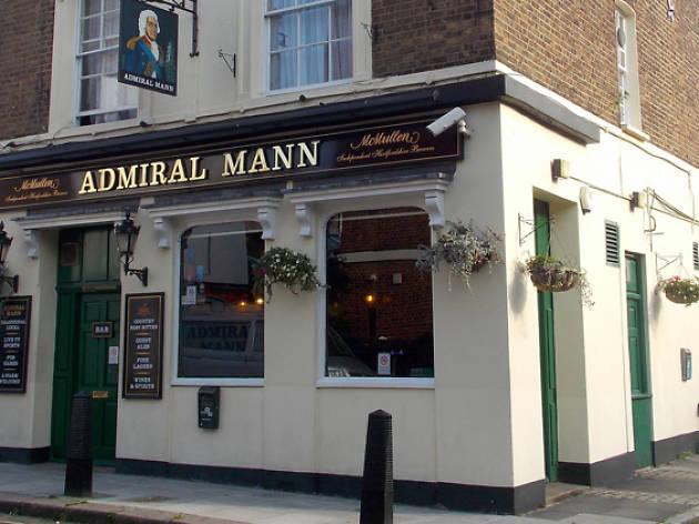 Admiral Mann in Kentish Town