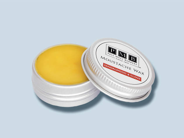 Moustache wax by Pall Mall Barbers