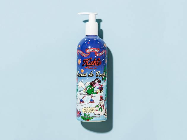 Jeremyville Creme de Corps moisturiser by Kiehls