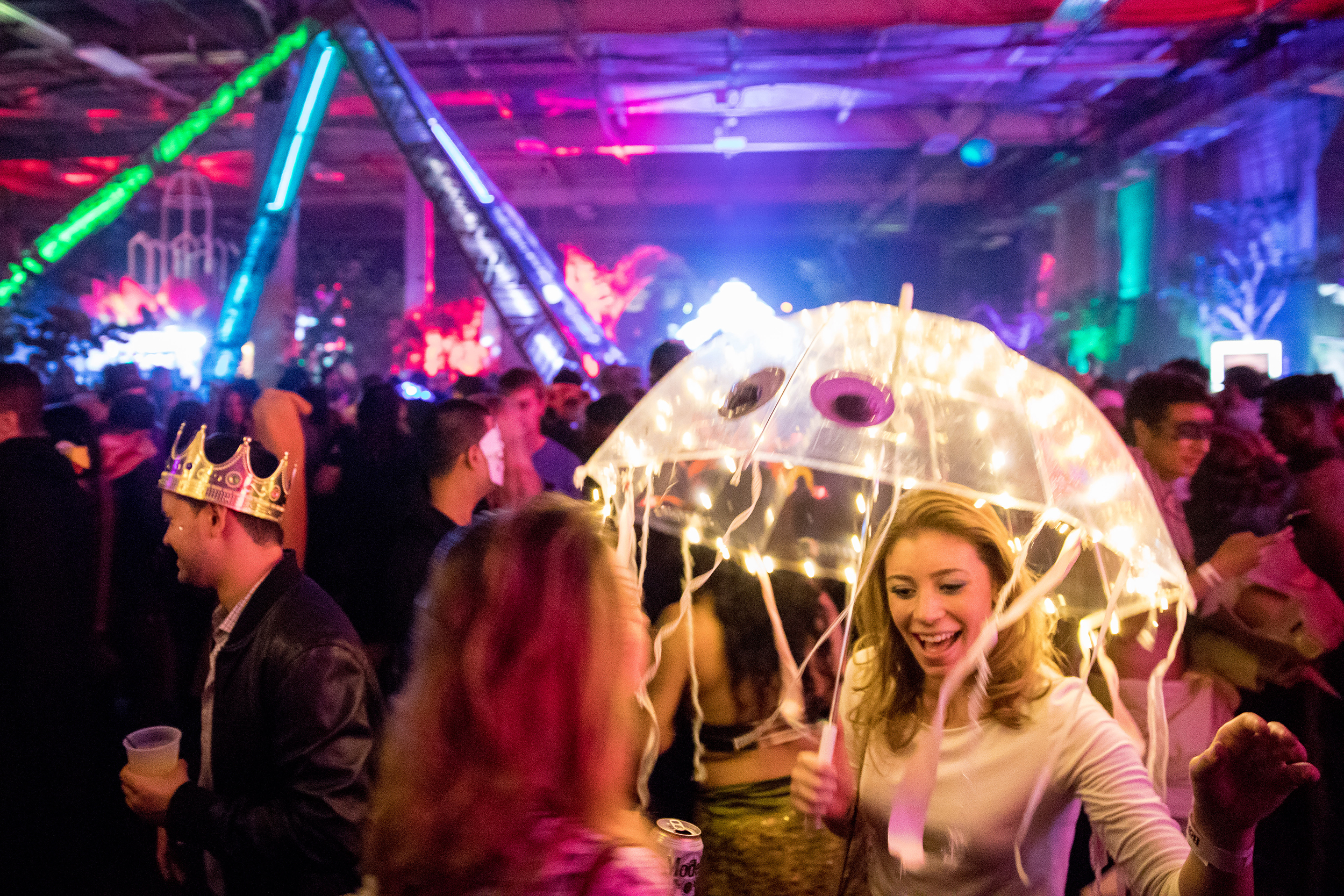 Check out these bangin' Thanksgiving Eve parties in NYC