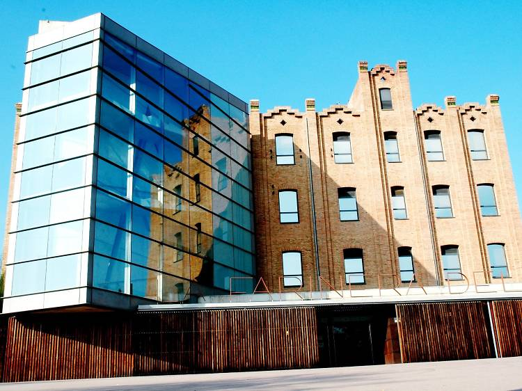Centre Cultural La Farinera del Clot