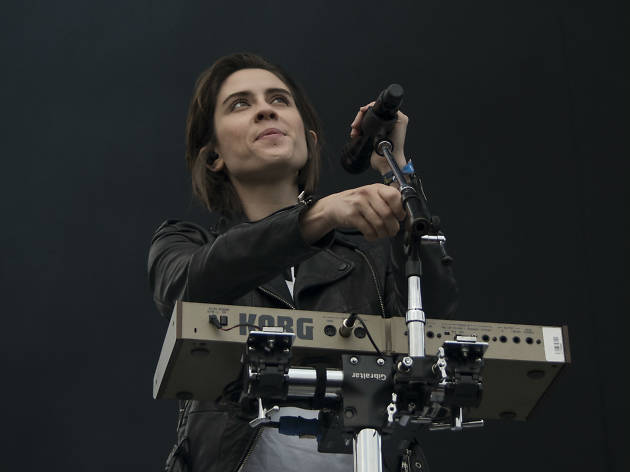 Tegan & Sara en el Corona Capital 2016
