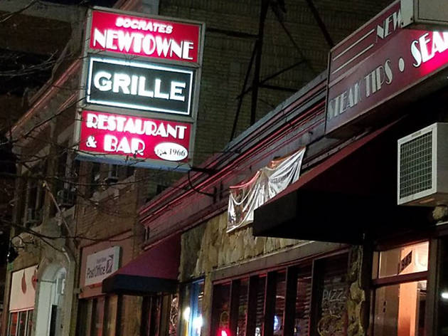 Newtowne Grill and Spirits