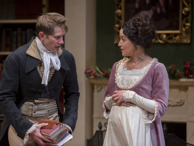 Christmas At Pemberley.Miss Bennet Christmas At Pemberley Theater In Chicago