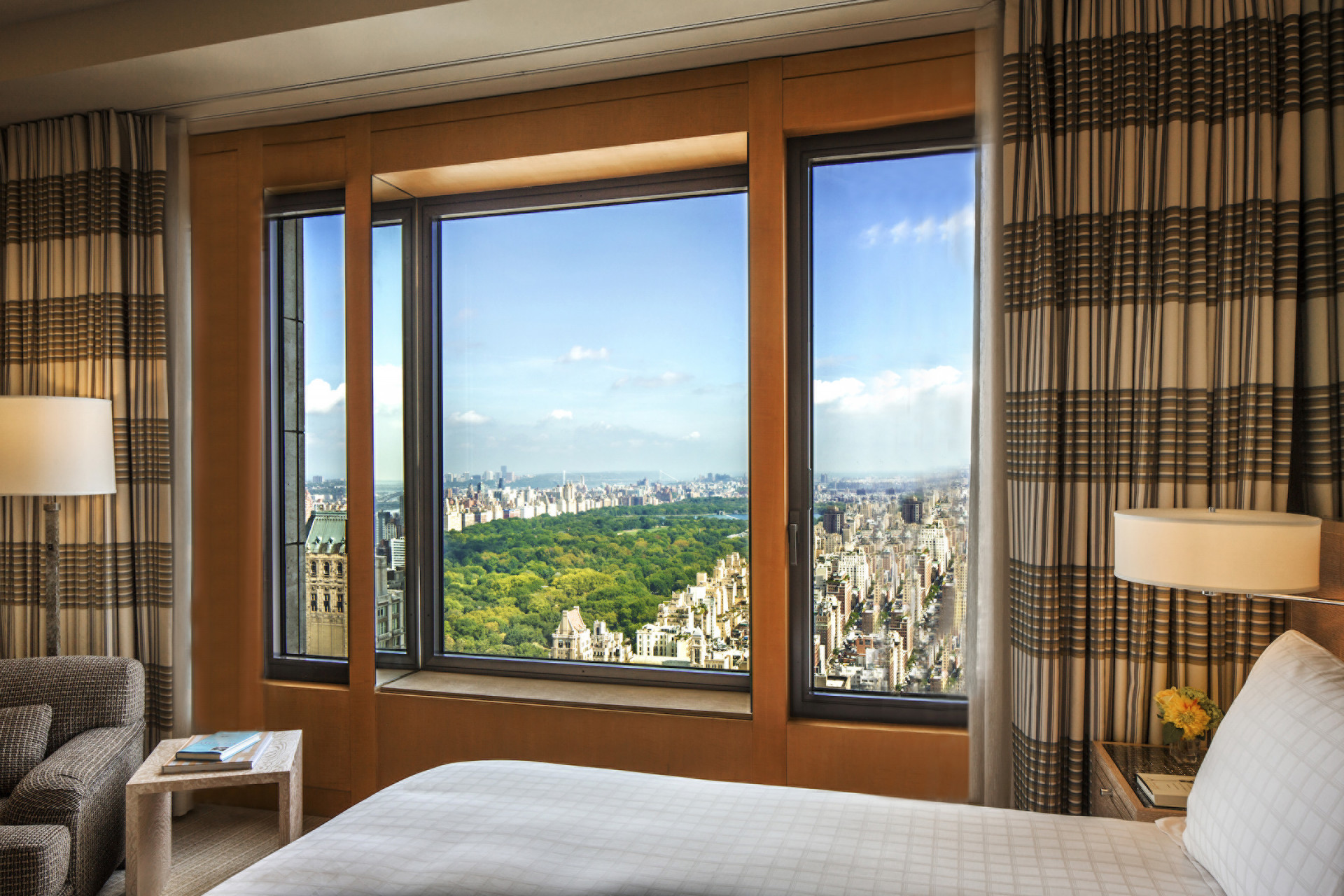 The best hotels with breathtaking views in NYC
