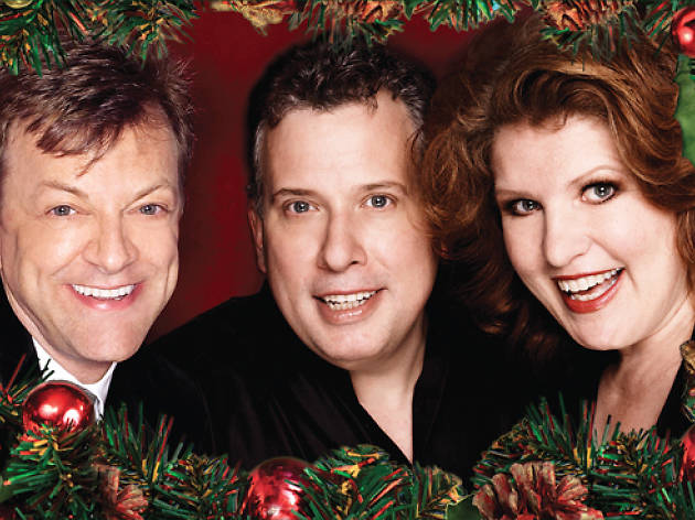 Klea Blackhurst, Jim Caruso and Billy Stritch: A Swingin' Birdland Christmas