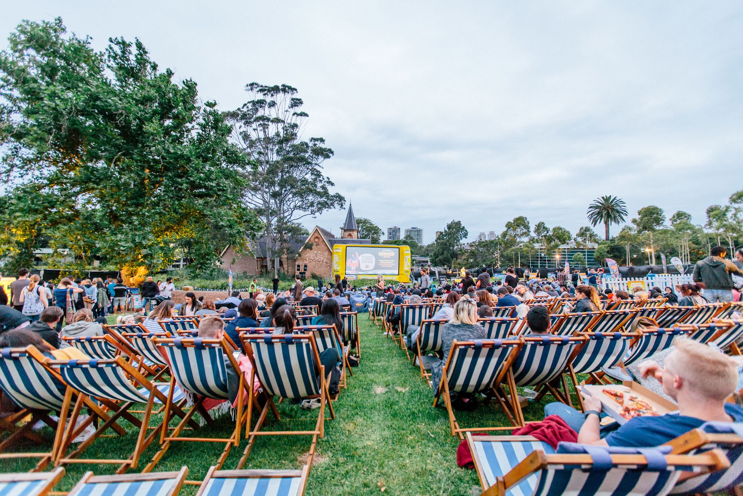 Win a double pass to Hell or High Water at Ben & Jerry's Openair Cinema