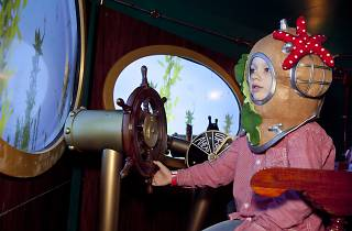 Summer school holidays at the Maritime Museum