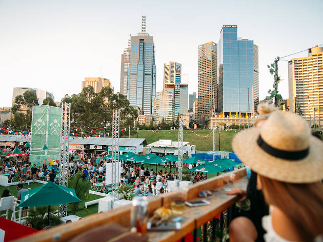 Things to do in Melbourne in December