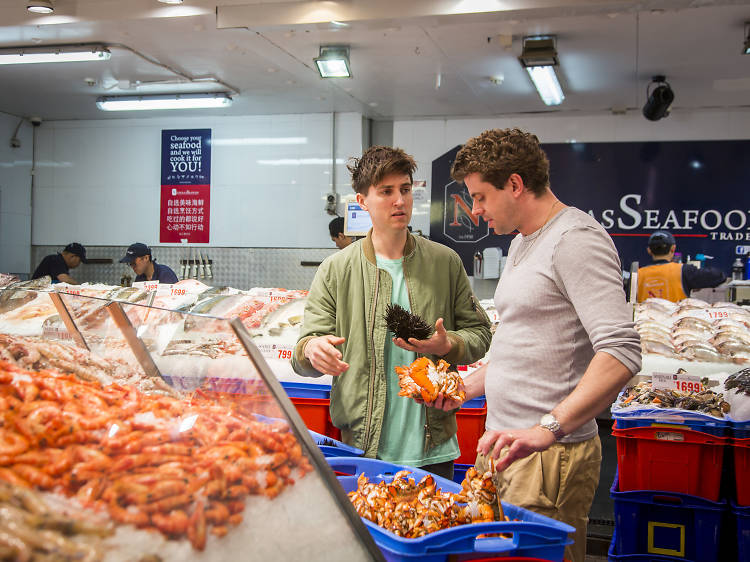 1. Make friends with your fishmonger