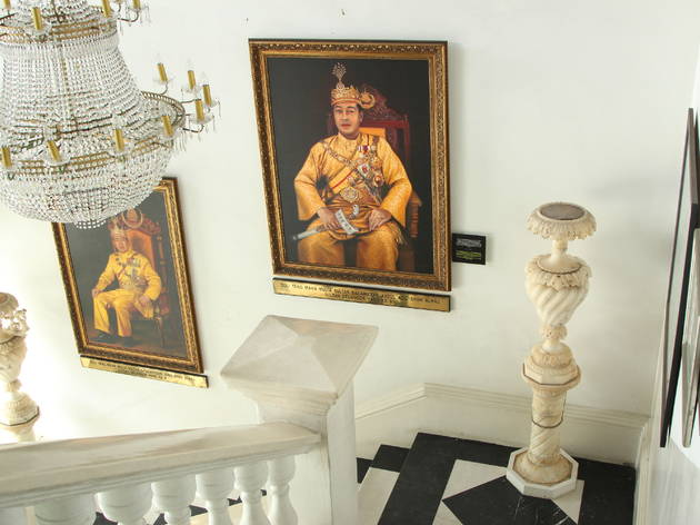 Get to know the late Sultan Salahuddin Abdul Aziz Shah