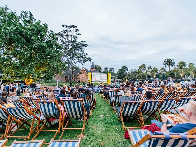 Ben & Jerry's Openair Cinemas Inner West
