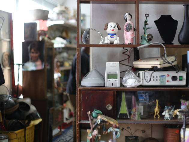 A thrift shop to rival a gift shop