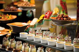 AzzuR Restaurant Noel brunch'ı