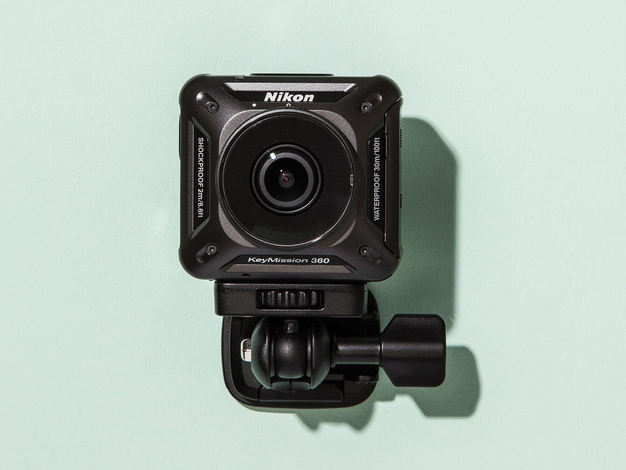 Nikon KeyMission 360 camcorder