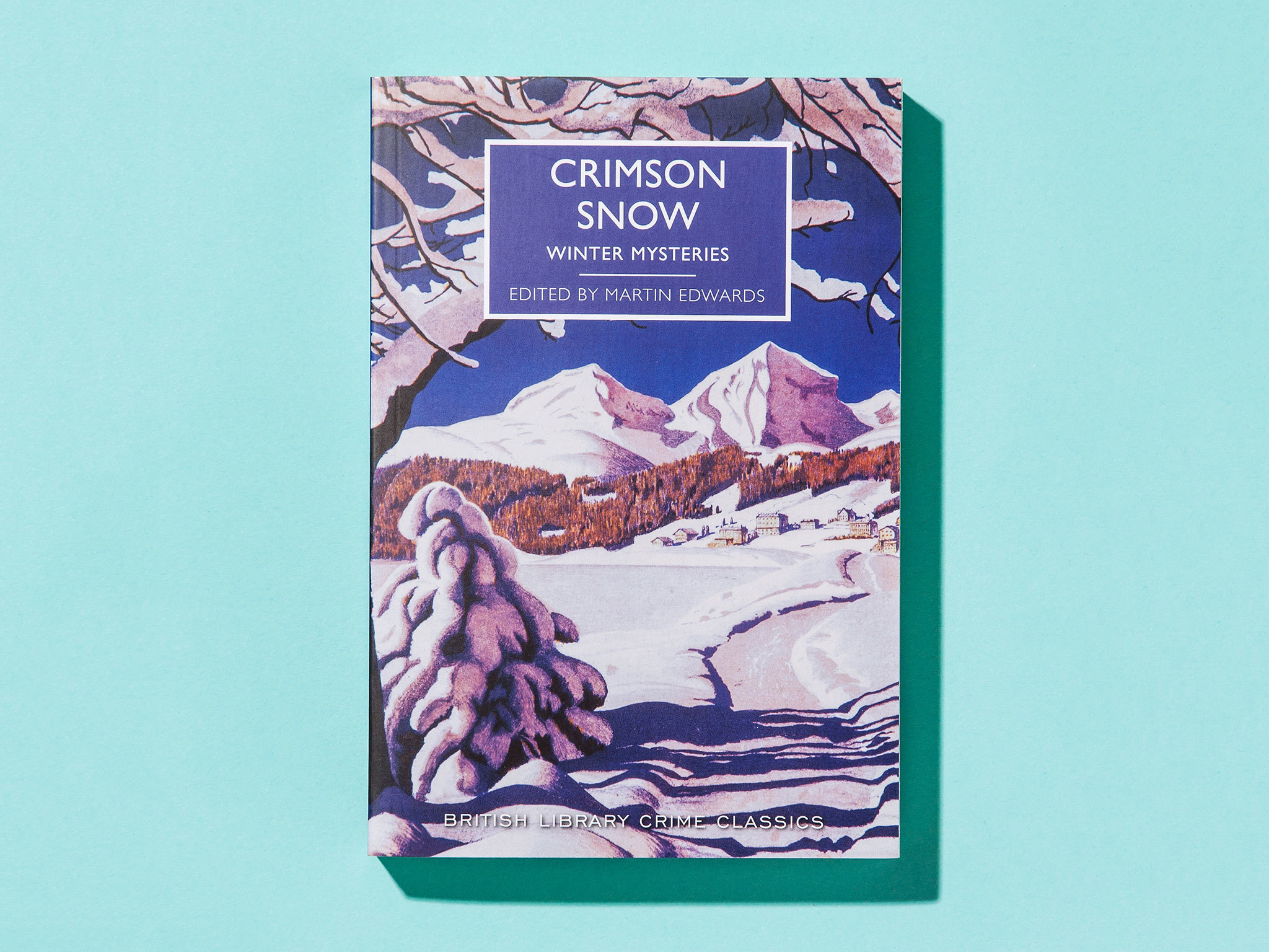 'Crimson Snow: Winter Mysteries' edited by Martin Edwards