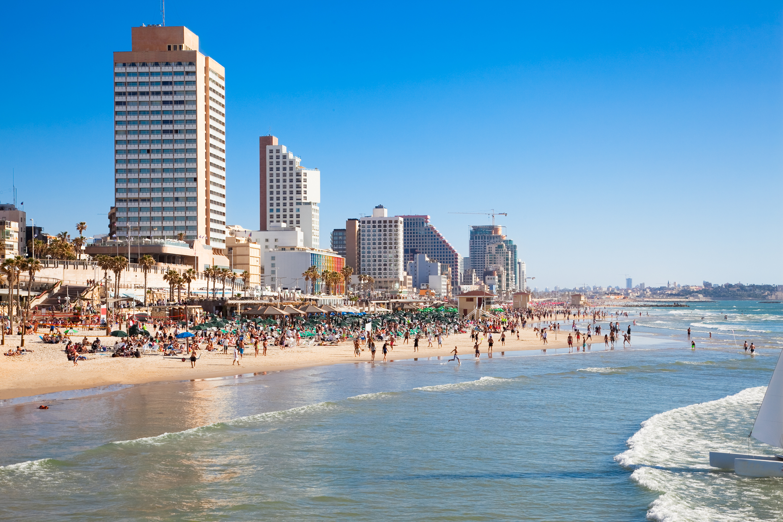 Izrael Image: 7 Tips To Enjoy Tel Aviv Like A Local