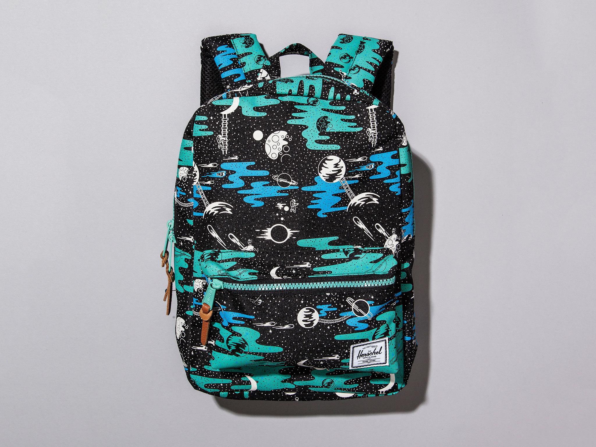 Space explorers backpack by Herschel