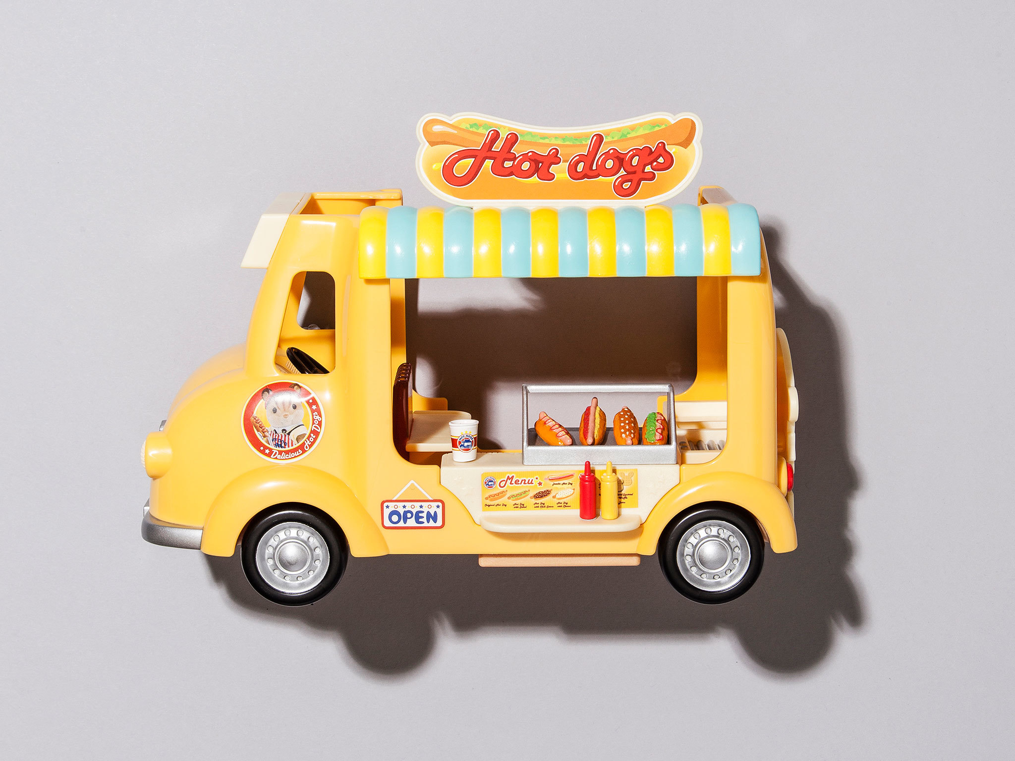 Christmas gift guide: kids - Hot Dog Van by Sylvanian Families