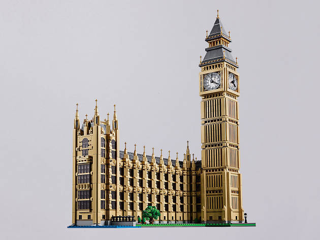 Big Ben by Lego
