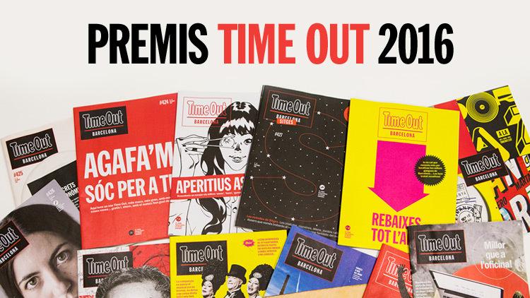 Vota els Premis Time Out 2016