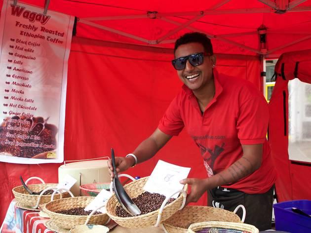 Wimbledon Park Farmers' Market