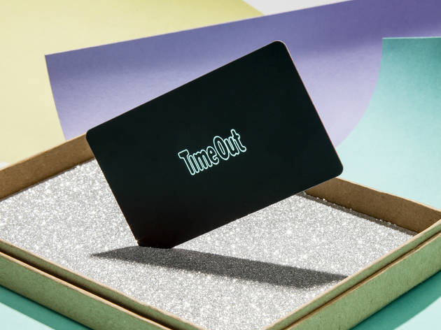 Christmas gift guide: black card
