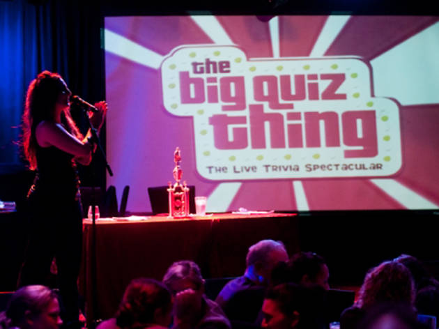 The best Boston trivia nights