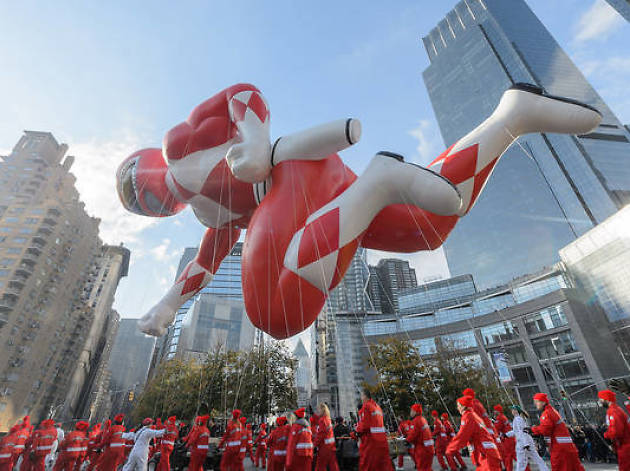 Stream the Macy's Thanksgiving Day Parade in 360-degree video