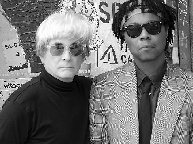 Collaboration: Warhol & Basquiat