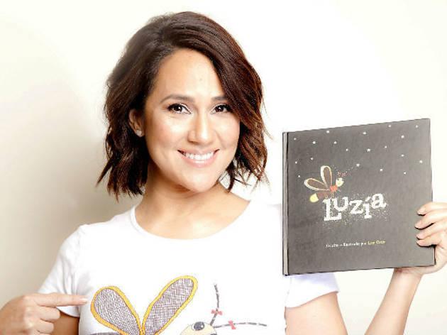 Luz Ortiz (Foto: Cortesía CENART)