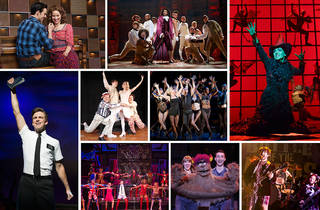 Complete list of Broadway musicals and Off Broadway musicals